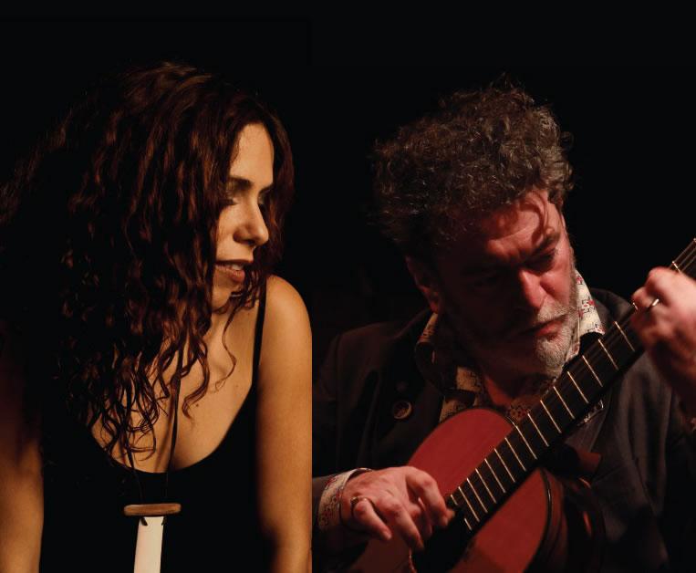 Luis Borda & Georgia Velivasaki